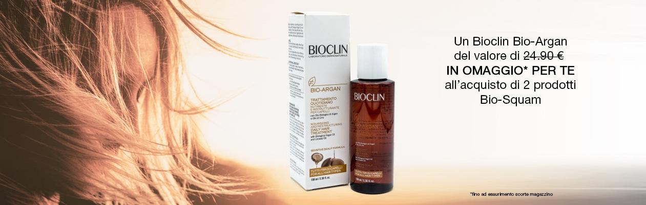 BIOCLIN Bio-Argan omaggio