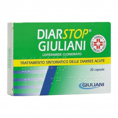Diarstop 20 Cps 1,5 Mg