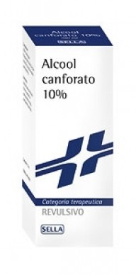 Canfora (Sella) Soluz Idroalcolica 100 G 10%