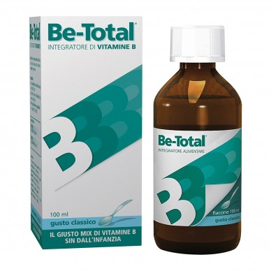 Be-Total Integratore Di Vitamine B - 100 Ml