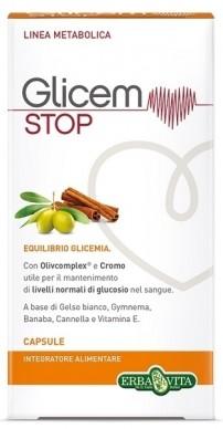 Glicem Stop 60 Capsule