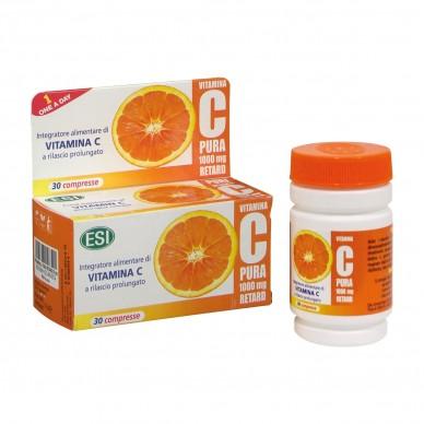 Esi Vitamina C Pura 1000 Mg Retard 30 Compresse