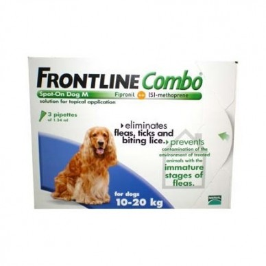 FRONTLINE COMBO SP CM*3PIP1,34