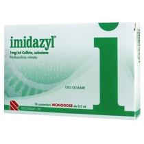 Imidazyl 10 Monod Collirio 0,5 Ml 0,1%