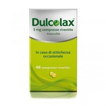 Dulcolax 40 Cpr Riv 5 Mg
