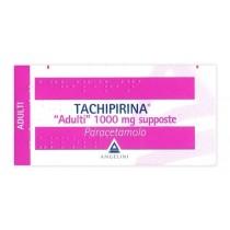 Tachipirina Ad 10 Supp 1.000 Mg