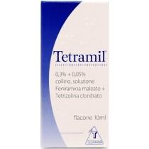 Tetramil Collirio 10 Ml 0,3% + 0,05%