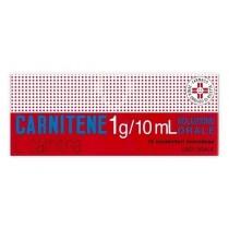 Carnitene Orale Soluz 10 Flaconcini 1 G/10 Ml