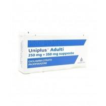 Uniplus Ad 10 Supp 0,25 G + 0,35 G
