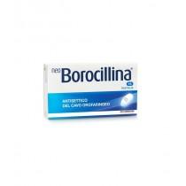 Neoborocillina 16 Pastiglie 1,2 Mg + 20 Mg