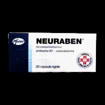 Neuraben 30 Cps 100 Mg