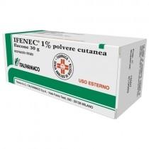 Ifenec Polv Cutanea 30 G 1%