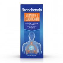 Bronchenolo Sedativo E Fluidificante Sciroppo 150 Ml 1,5 Mg/Ml + 10 Mg/Ml