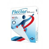 Flector 10 Cerotti Medicati 180 Mg