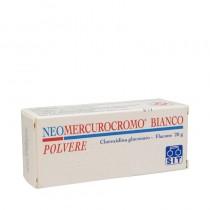 Neomercurocromo Bianco Polv U.E. 20 G