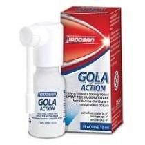 Gola Action Spray Mucosa Orale 0,15% + 0,5%