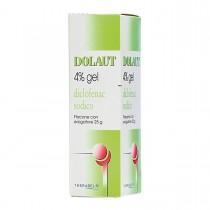 Dolaut Gel Spray 25 G 4%