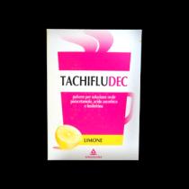 Tachifludec Orale Polv 10 Bust Limone