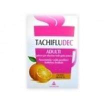 Tachifludec Orale Polv 10 Bust Arancia