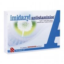 Imidazyl Collirio Antistaminico 10 flaconi monodose 0,5 ml 1 mg/ml + 1 mg/ml