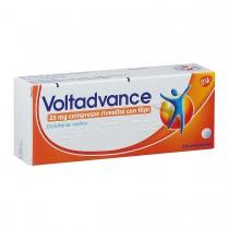 Voltadvance 20 Compresse Rivestite 25 Mg