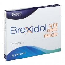 Brexidol 4 Cerotti Medicati 14 mg