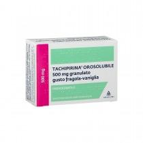 Tachipirina Orosolubile 12 Bust Grat 500 Mg Gusto Fragola E Vaniglia