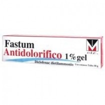 Fastum Antidolorifico 1% Gel 50 G