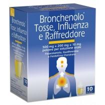 Bronchenolo Tosse Influenza E Raffreddore Orale Polv 10 Buste