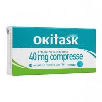 Okitask 40 Mg - 10 Compresse Rivestite Con Film
