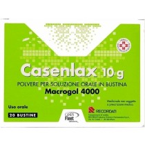 Casenlax 20 Bust Polv Orale 10 G