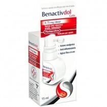 Benactivdol Gola Spray Mucosa Orale 15 Ml 8,75 Mg/Dose
