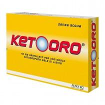 Ketooro Orale granulato orale 12 bustine 40 mg