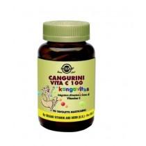 Cangurini Vitamina C 100 Compresse Masticabili