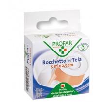 Rocchetto In Tela Comfort 2,5 Cm X 5 M Profar