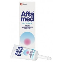 Gel Aftamed Acido Ialuronico Tubo 15 Ml