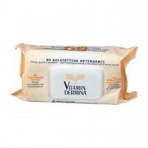 Vitamindermina Salviettine Detergenti 80 Pezzi