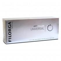 Filorga Art Filler Universal 2 Siringhe Da 1,2Ml - Rughe Medie-Profonde
