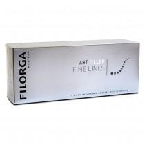 Filorga Art Filler Fine Lines 2 Siringhe Da 1Ml - Rughe Sottili Superficiali