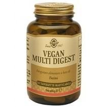 Vegan Multi Digest 50 Tavolette Masticabili
