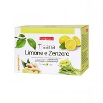Naturplus Tisana Limone/Zenzero 20 Filtri