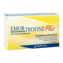 Emortrofine Plus 40 Compresse Sublinguali
