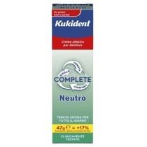 Kukident Neutro Complete Crema Adesiva Per Protesi Dentarie 47 G