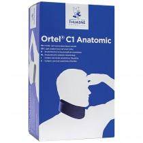 Thuasne Collare Cervicale Anatomico Flessibile Ortel C1 Anatomic - Taglia 1 Colore Blu