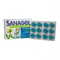 Sanagol Menta Fredda 24 Caramelle