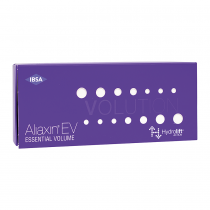 Siringa Intra-Dermica Crosslinkato Aliaxin Ev Acido Ialuronico 1 Ml 2 Pezzi Con Talloncini Adesivi E 4 Aghi Sterili