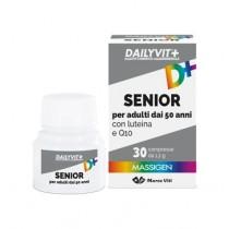 Dailyvit+ Senior Multivitaminico E Multiminerale 30 Compresse