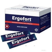 Ergofort 12 Bustine Stick Pack 10 Ml