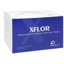 Xflor 30 Bustine Da 3 G