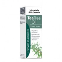 Ldf Tea Tree Oil Olio Essenziale 20 Ml